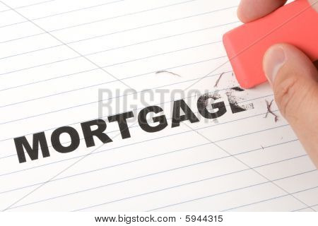 Eraser And Word Mortgage