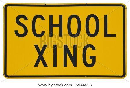 School Xing