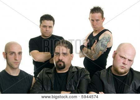 Heavy Metal Band