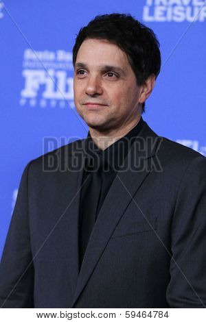 SANTA BARBARA - FEB 4: Ralph Macchio at the 29th Santa Barbara International Film Festival - Virtuosos Award Ceremony held at Arlington Theatre on February 4, 2014 in Santa Barbara, CA