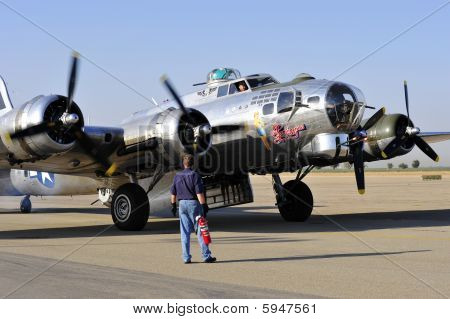 World War Two B-17