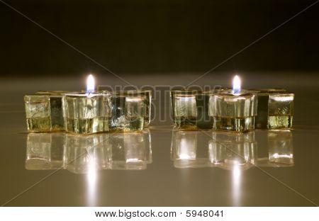 Christmas Candles 14