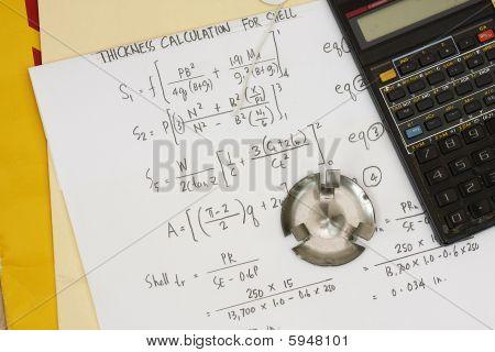 Asme Code Equation And Calculation