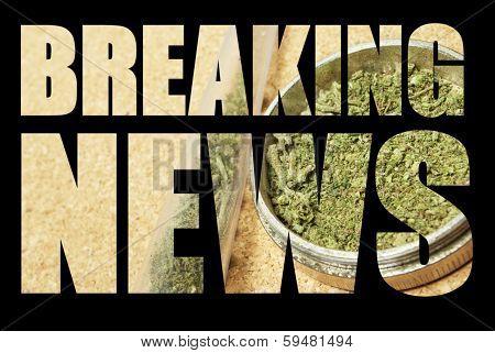 Drug Business, Marijuana