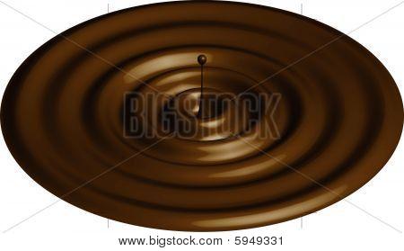 Chocolate Drop