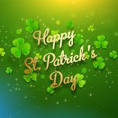 Saint Patricks Day Vector Design