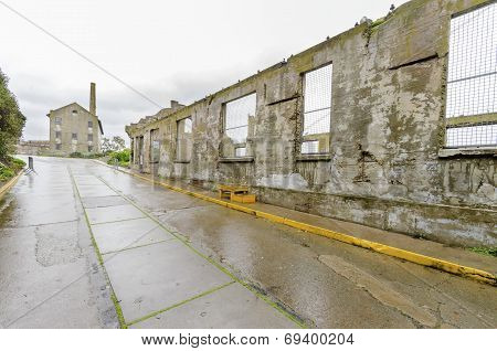 Alcatraz Social Hall, San Francisco, California