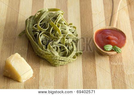 Fresh Tagliatelle