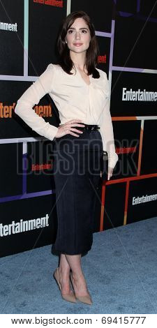 SAN DIEGO - JUL 26:  Janet Montgomery at the Emtertainment Weekly Party - Comic-Con International 2014 at the Float at Hard Rock Hotel San Diego on July 26, 2014 in San Diego, CA