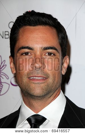 LOS ANGELES - AUG 1:  Danny Pino at the Imagen Awards at the Beverly Hilton Hotel on August 1, 2014 in Los Angeles, CA