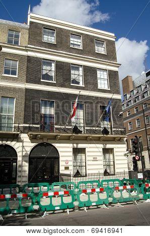 Polish Embassy, London