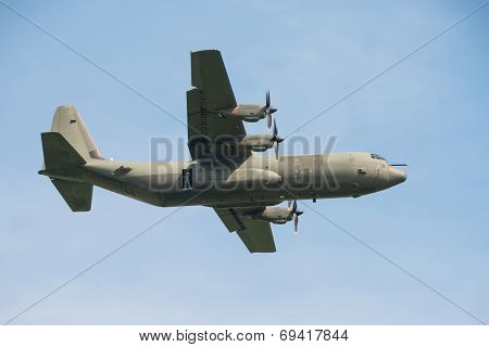 C130 Hercules Transport Aircraft