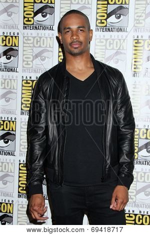 SAN DIEGO - JUL 25:  Damon Wayans Jr at the