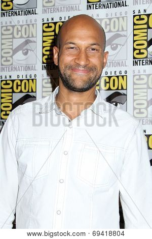 SAN DIEGO - JUL 25:  Keegan -Michael Key at the