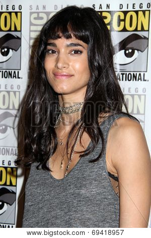 SAN DIEGO - JUL 25:  Sofia Boutella at the