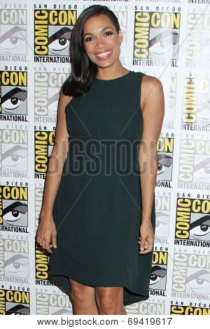 SAN DIEGO - JUL 26:  Rosario Dawson at the