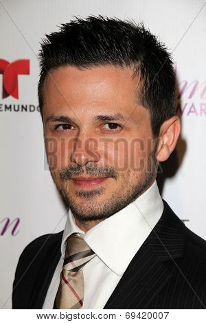 LOS ANGELES - AUG 1:  Freddy Rodriguez at the Imagen Awards at the Beverly Hilton Hotel on August 1, 2014 in Los Angeles, CA