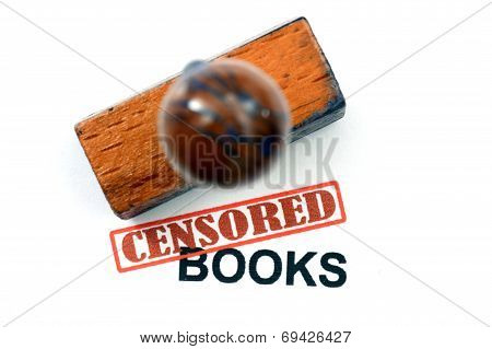 Censored Books
