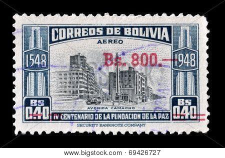 Bolivia 1948