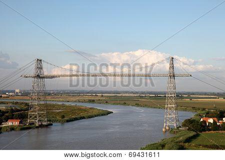 Transporter Bridge In France