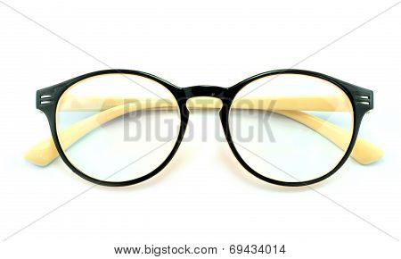 Beautiful Glasses Isolated