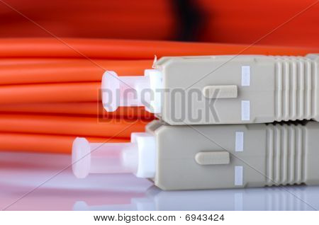Fiber Optic Cables.