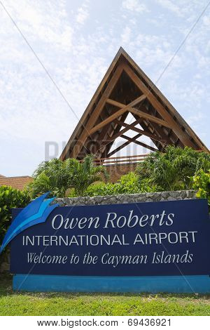 Owen Roberts International Airport at Grand Cayman