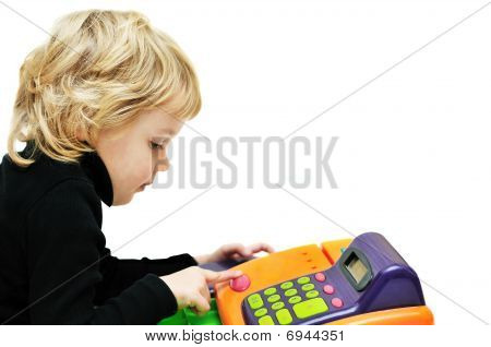 Little Cashier