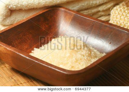 Spa Salt Milk And Honey