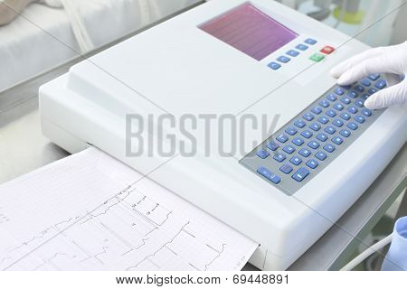 Electrocardiogram (ecg) Examination