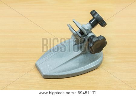 Micrometer Calibration Stand