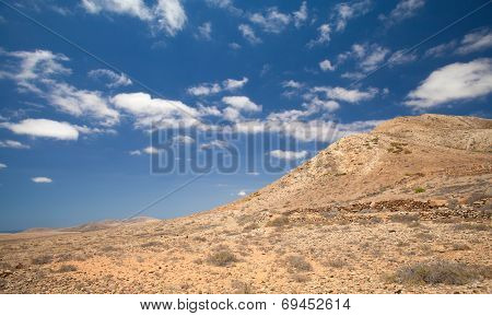 Tindaya, The Sacred Mountain