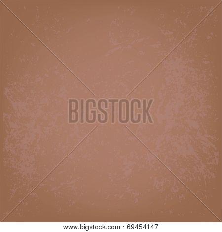 Grunge brown wall background