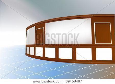 Big Board In The Mall