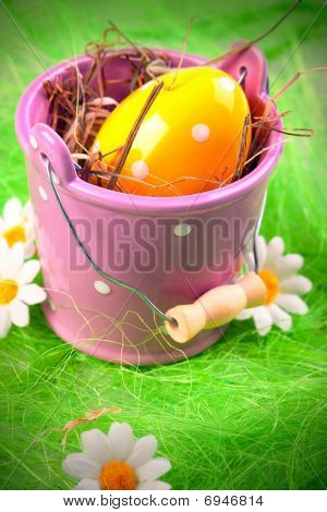 Easter  Egg Concept