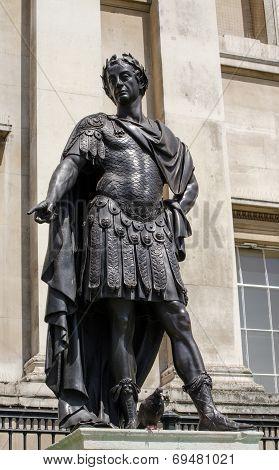 Statue of King James II, Trafalgar Square