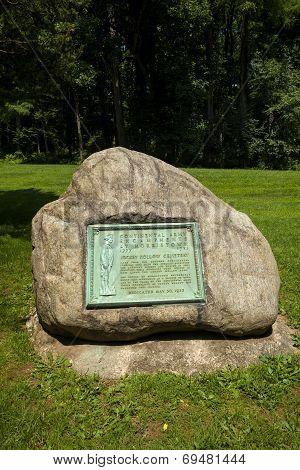 Jockey Hollow Cemetery