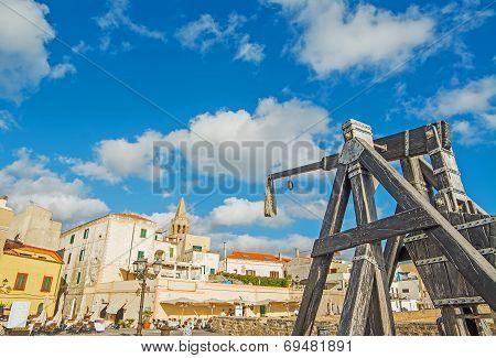 Catapult In Alghero