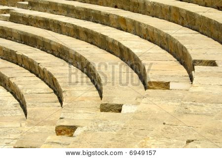 The Ancient Theater in Kourion