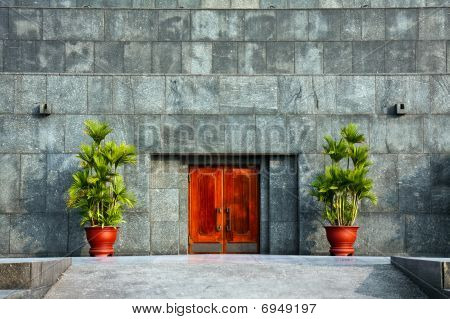 Ho Chi Minh Mausoleum Door