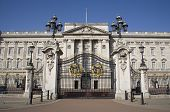 London Buckingham Palace und Gate