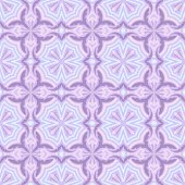 picture of pinky  - Seamless purple and pink abstract floral vector background - JPG