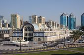 Central Souq (market) In Sharjah City poster