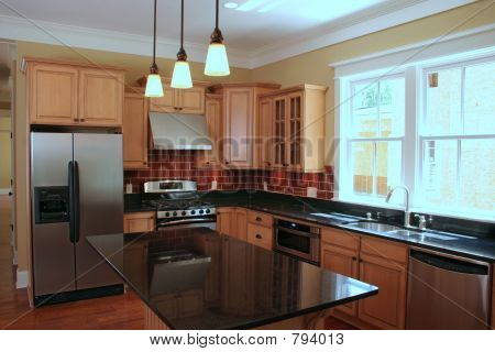 expensive kitchen