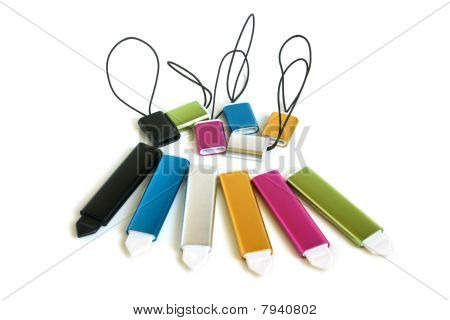 Multicolored Styluses