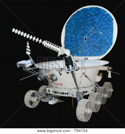 moon rover vehicle
