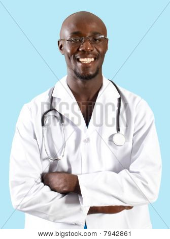 african american doctor