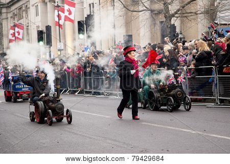 new year's day parade