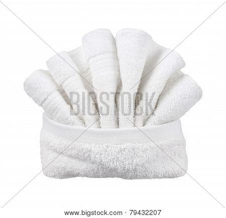 Folded Washcloth