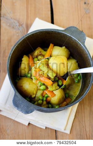 Vegetables Pot